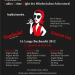 lange Buchnacht im Max und Moritz Kreuzberg Oranienstraße
