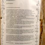 Lesung in Brodowin, nach therapeutischem Hühnergucken