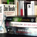Lesen statt Schreiben, oder: Knick